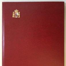 Sellos: LIBRO OFICIAL CONCIERTO EXPOSICION MUNDIAL FILATÉLIA 1984 Nº 363- PRUEBAS 6/7. Lote 147816346