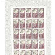 Sellos: ESPAÑA-1480 PAPA JUAN XXIII PLIEGOS 25 SELLOS NUEVOS SIN FIJASELLOS (SEGÚN FOTO). Lote 162286014