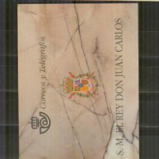 Sellos: 3544/45 64A/64D CARNET PRUEBAS CON HOJITAS REY 1998 NUEVO PERFECTO ESTADO. Lote 163766266