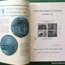 Sellos: 1975-ESPAÑA PRUEBA OFICIAL 1/2 CON BANDA LATERAL SIN SEPARAR MISMA NUMERACION. Lote 164099594