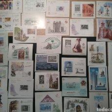Stamps - Lote de 31 pruebas lujo, color, artista,... - 166937000