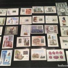 Sellos: 1989/2010-ESPAÑA LOTE DE 30 PRUEBAS OFICIALES DE LUJO VC: 488 €. Lote 168895608