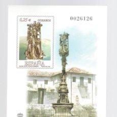 Sellos: PRUEBA (2002): CRUCEIRO DO HÍO (CANGAS DO MORRAZO). Lote 172097635
