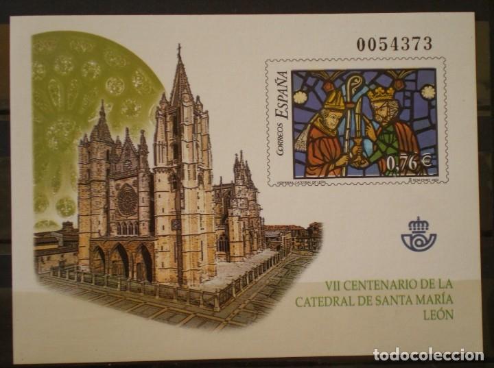 ESPAÑA - PRUEBA OFICIAL - EDIFIL Nº 81 - VII CENTENARIO CATEDRAL DE LEON (Sellos - España - Pruebas y Minipliegos)