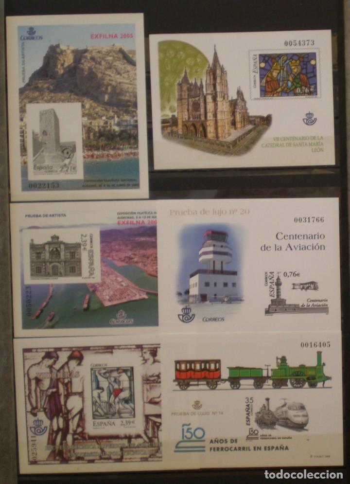 ESPAÑA - LOTE D - 6 PRUEBA OFICIALES - EDIFIL Nº 67 - 81 - 82 -90 - 92 - 93 (Sellos - España - Pruebas y Minipliegos)