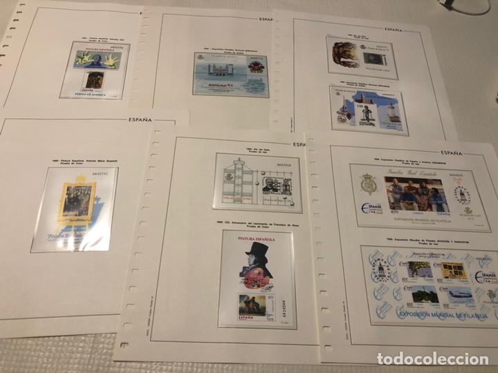Sellos: Colección pruebas Lujo desde 1989 a 2009 - Foto 3 - 174514678