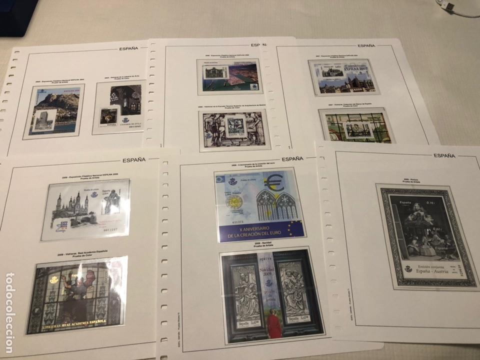 Sellos: Colección pruebas Lujo desde 1989 a 2009 - Foto 7 - 174514678