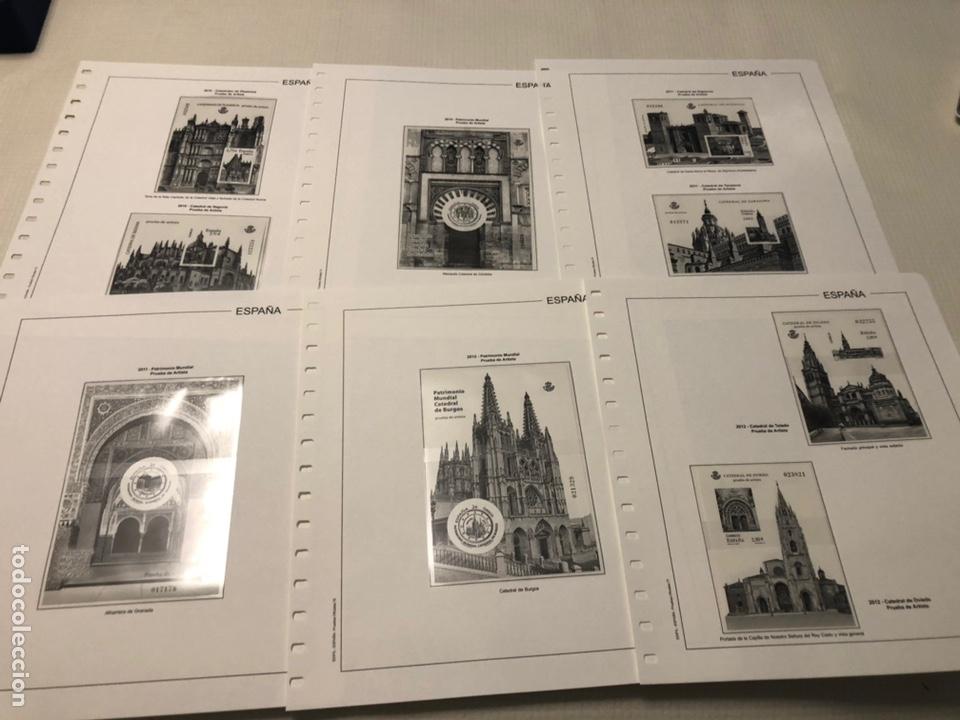 Sellos: Colección pruebas Lujo desde 1989 a 2009 - Foto 8 - 174514678