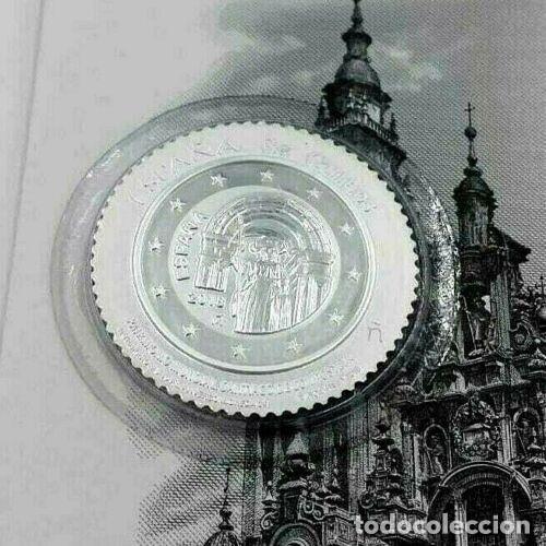Sellos: Prueba De Lujo 136 2018 Santiago De Compostela Patrimonio Mundial España Spain - Foto 2 - 179093138