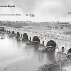 Francobolli: ESPAÑA 2013. PO. PUENTE ROMANO DE MERIDA. Lote 183419537