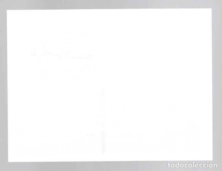 Sellos: Prueba de Artista (2001) : Exposición Filatélica Nacional EXFILNA 2001 - Vigo Zona Franca - Foto 2 - 183465323