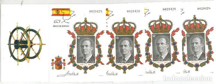 4 PRUEBAS DE LUJO DEL REY 1998 (Sellos - España - Pruebas y Minipliegos)
