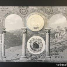 Timbres: 2017-ESPAÑA PRUEBA DE LUJO 131 - MONUMENTOS DE OVIEDO Y DEL REINO DE ASTURIAS -. Lote 188510460