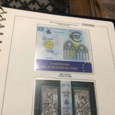 Sellos: PRUEBAS DE LUJO 2009 EDIFIL 98 99 100. Lote 191652092