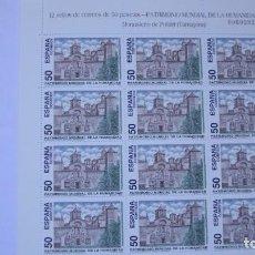 Sellos: ESPAÑA 1993 M.P. EDIFIL 46 PATRIMONIO HUMANIDAD NUEVA PERFECTA. Lote 205299630
