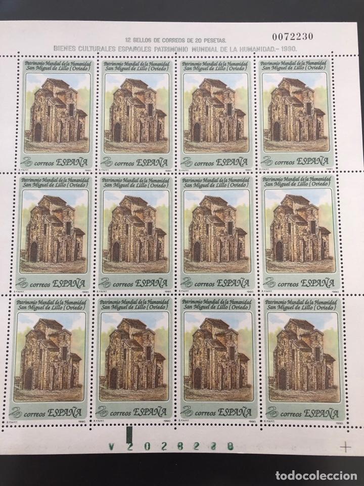 Sellos: Mini pliegos Patrimonio mundial de la humanidad 1990 mp 20,21,22,23 - Foto 2 - 207198331