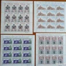 Sellos: MINIPLIEGOS 1991 PATRIMONIO MUNDIAL DE LA HUMANIDAD (MISMO NÚMERO). Lote 209005891