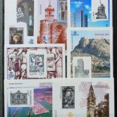 Sellos: ESPAÑA PRUEBA OFICIAL - LOTE D - 7 PRUEBAS OFICIALES - EDIFIL Nº 83- 84- 85- 90- 91- 92- 93. Lote 209764121