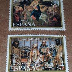 Sellos: SELLOS ESPAÑA LOTE DE 2 SELLOS SIN USAR. Lote 210377512