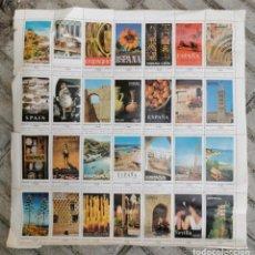 Sellos: 28 SELLOS - VIÑETAS ESPAÑA PUBLICACIONES DEL MINISTERIO DE INFORMACIÓN Y TURISMO.. Lote 211563987