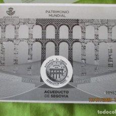 Francobolli: ESPAÑA 2016. PATRIMONIO MUNDIAL. ACUEDUCTO DE SEGOVIA. PRUEBA DE ARTISTA. VALOR EDIFIL 16 EUR. Lote 212496842