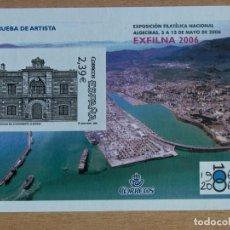 Selos: ESPAÑA PRUEBA OFICIAL 92. EXFILNA 2006. ALGECIRAS.. Lote 289468748