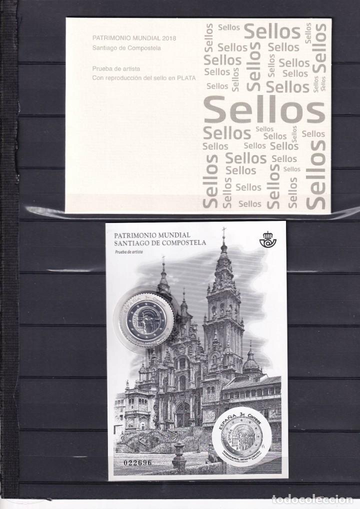 SELLOS ESPAÑA OFERTA PRUEBA DE LUJO Nº 136 VALOR DE CATALOGO 36€ CON CARPETILLA ORIGINAL (Sellos - España - Pruebas y Minipliegos)