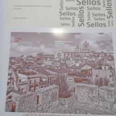 Sellos: ESPAÑA 2020 PRUEBA DE LUJO EDIFIL 150 - PATRIMONIO DE LA HUMANIDAD TARRAGONA. Lote 243943455