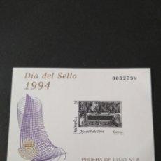 Timbres: SELLOS ESPAÑA OFERTA PRUEBA DE LUJO Nº 31 VALOR DE CATALOGO 20€. Lote 224710922