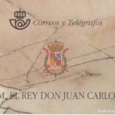 Timbres: ESPAÑA. PRUEBAS OFICIALES Nº 64A/64D. HB 3544/45. CARNET 3544C. JUAN CARLOS I. NUEVAS.. Lote 226802465