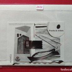 Sellos: AÑO 2014 - ESPAÑA - PRUEBA OFICIAL Nº 115 - EXFILNA 2014, TORREMOLINOS... L2849. Lote 230352540