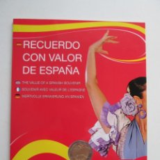 Sellos: ER * PACK PRUEBA ESPECIAL CONMEMORACION RECUERDO CON VALOR DE ESPAÑA. Lote 231042415