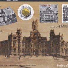 Sellos: ESPAÑA.- PRUEBA EXCLUSIVA PARA ABONADOS DEL S.F.C. PATRIMONIO ARQUITECTONICO 2019. Lote 235122695