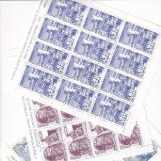 Sellos: SELLOS ESPAÑA OFERTA MINIPLIEGOS 1996 PATRIMONIO DE LA HUMANIDAD VALOR CATALOGO 31.2€. Lote 235352590