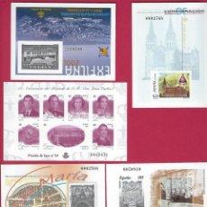 Sellos: ESPAÑA. AÑOS 2000-2001. PRUEBAS OFICIALES.. Lote 252982670