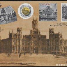Sellos: SELLOS ESPAÑA 2019 PRUEBA DE LUJO Nº 145A. Lote 253718905