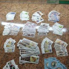 Selos: 192 SELLOS ESPAÑOLES. INICIO DE SUBASTA -50% DE SU VALOR FACIAL. Lote 261862695
