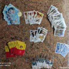 Selos: 109 SELLOS ESPAÑOLES. INICIO DE SUBASTA -50% DE SU VALOR FACIAL. Lote 261865740
