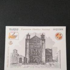 Selos: SELLOS ESPAÑA OFERTA PRUEBA DE LUJO Nº 27 NUEVO MNH GOMA ORIGINAL. Lote 278163898