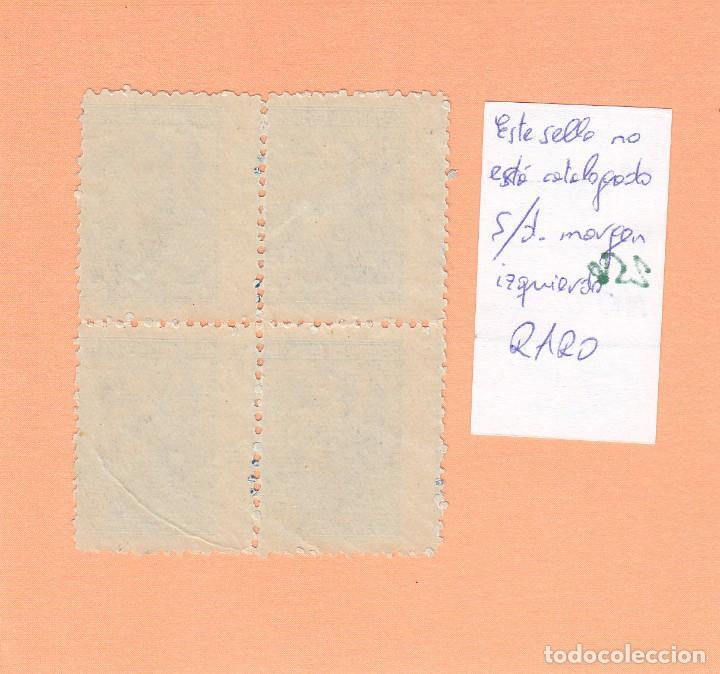 Sellos: CRSE0256 OFERTA 50% SOBRE CATALOGO SELLO Nº 803XX NO CATALOGADO MUY RARO 100 - Foto 2 - 280388753