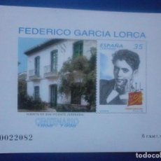 Sellos: SELLOS ESPAÑA. AÑO 1992. PRUEBA OFICIAL Nª 65 (**). Lote 283230573