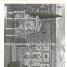 Sellos: ESPAÑA-5351 MINIPLIEGO PATRIMONIO HUMANIDAD UBEDA-BAEZA COLECCIÓN O FRANQUEO (SEGÚN FOTO). Lote 287325638