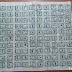 Selos: SELLOS ESPAÑA OFERTA PLIEGO EN NUEVO. Lote 287566223