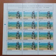 Selos: SELLOS ESPAÑA OFERTA PLIEGO EN NUEVO. Lote 287568948