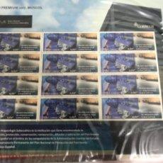 Selos: COLECCION PLIEGO 2017-2020. SELLOS ESPAÑA 41 EN TOTAL. VER FOTOS.. Lote 287858653