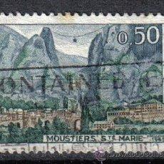 Sellos: FRANCIA 1965 0.5 F YVERT 1436. MONASTERIO SANTA MARIA. Lote 8153148