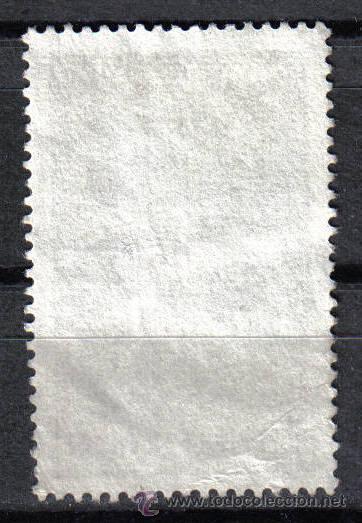 Sellos: FRANCIA 1967 1 F YVERT 1504. CATEDRAL DE RODEZ - Foto 2 - 8153173
