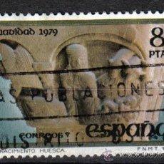 Sellos: ESPAÑA 1979 8 P EDIFIL 2550. EL NACIMIENTO. Lote 8153238
