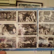 Briefmarken - sellos de salzillo.semana santa de murcia - 16748851