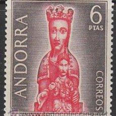 Sellos: ANDORRA EDIFIL Nº 067, VIRGEN DE MERITXELL, NUEVO (VALOR CLAVE). Lote 20307286